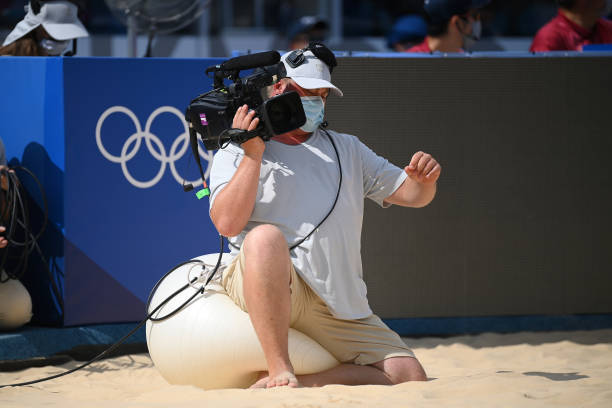 JPN: Beach Volleyball - Olympics: Day 3
