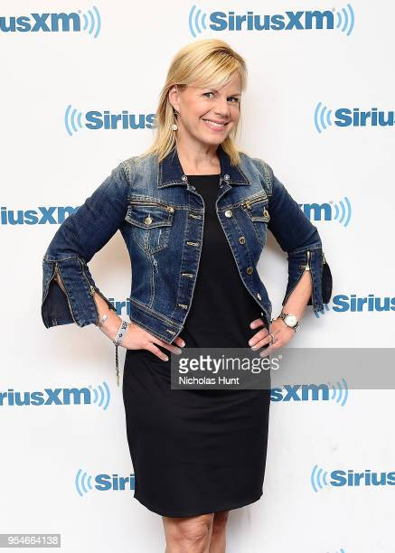 Television commentator and author Gretchen Carlson Visit SiriusXM May 4 2018 at SiriusXM Studios on May 4 2018 in New York City