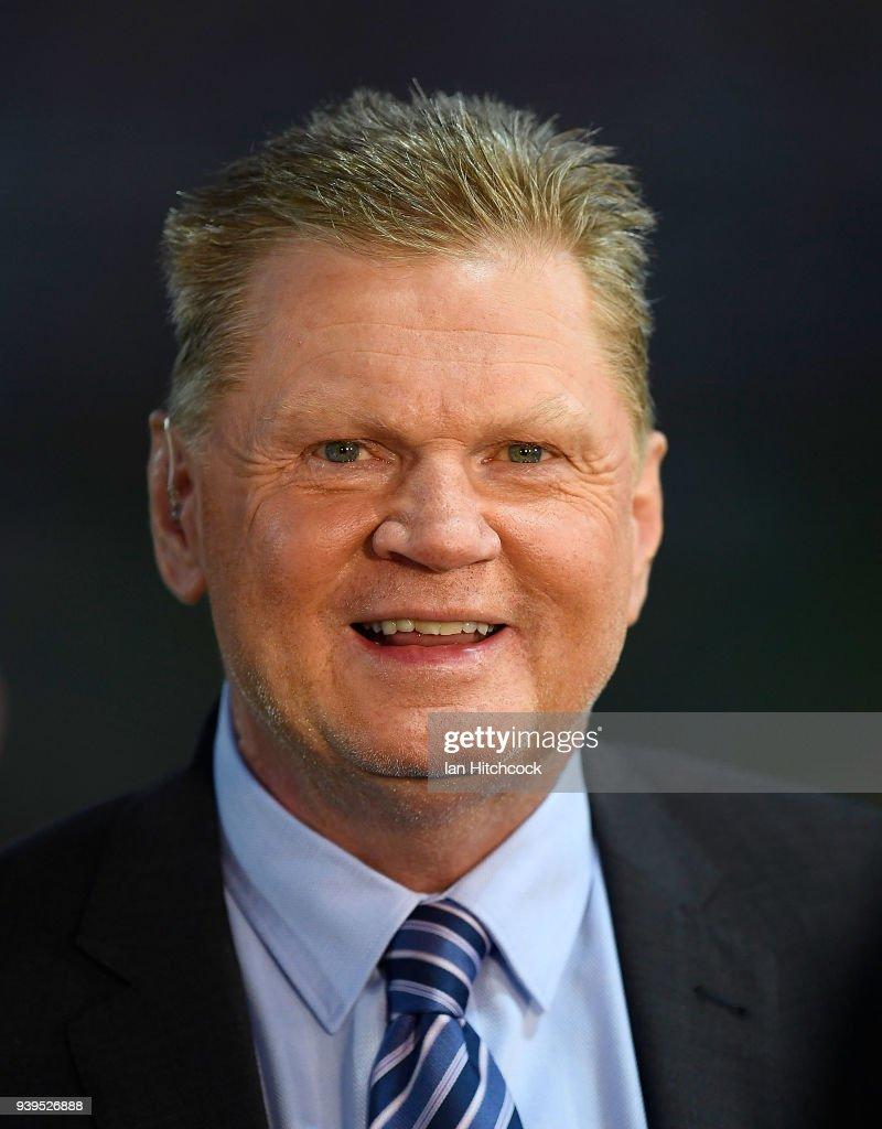 NRL Rd 4 - Cowboys v Panthers