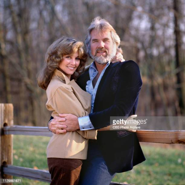CBS television country music presentation A Special Kenny Rogers Originally broadcast April 12 1979 Crockett TX Kenny Rogers with guest country...