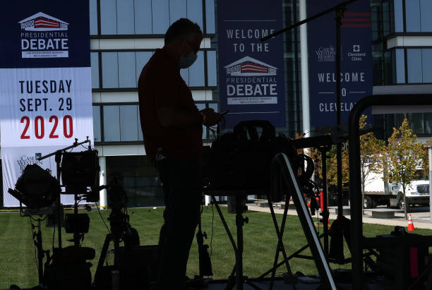 OH: Cleveland Prepares For First Presidential Debate