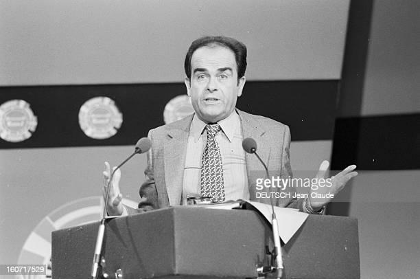 Television Debate European Elections 10 Jun 1979 France le 4 mai 1979 un débat est organisé par Europe 1 et Antenne 2 réunissant diverses...