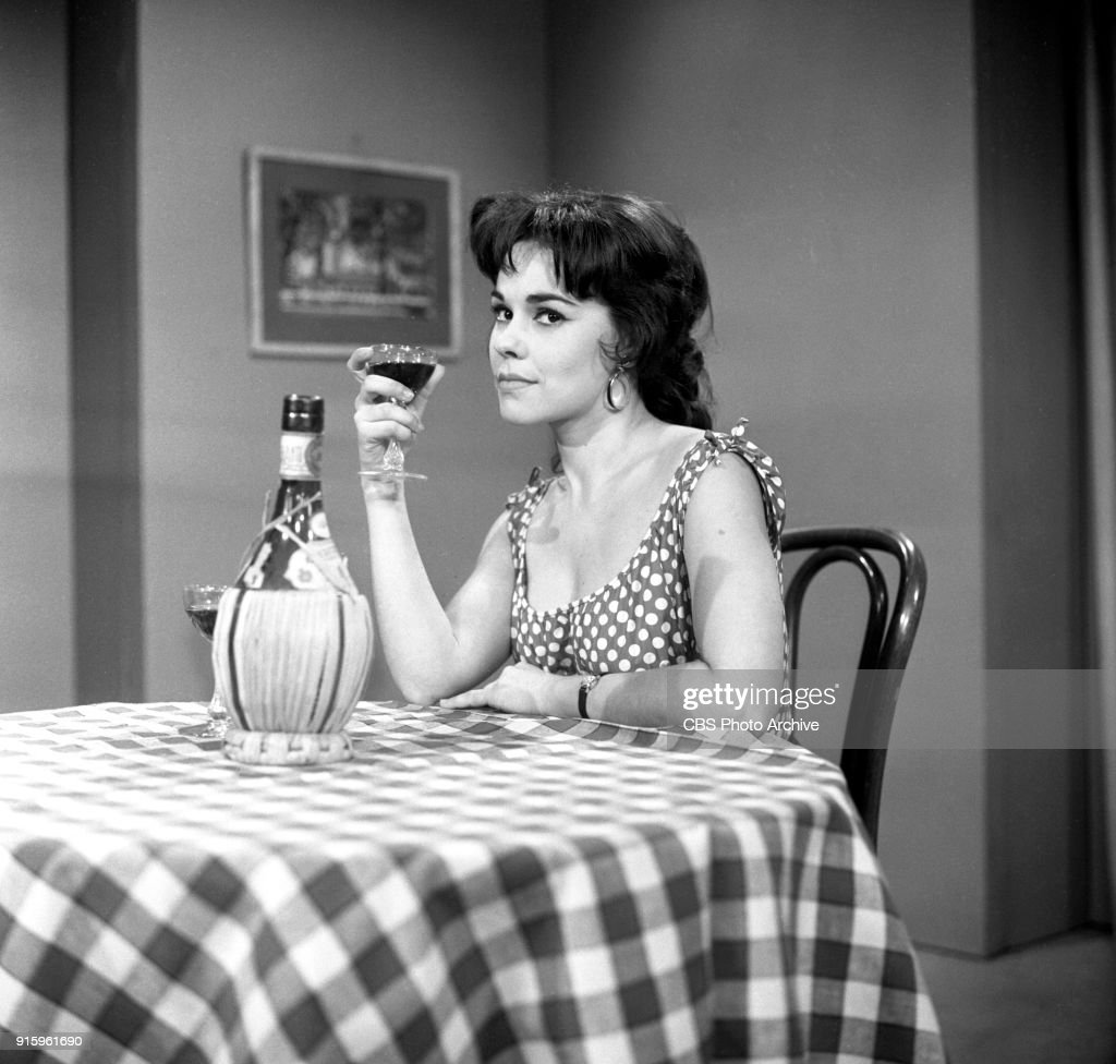 CBS television dramatic anthology series, Buick Electra Playhouse features a television adaptation of Ernest Hemingways The Fifth Column. Pictured is Elisa Loti (as Anita). Image dated January 11, 1960. New York, NY. Originally broadcast January 29, 1960.