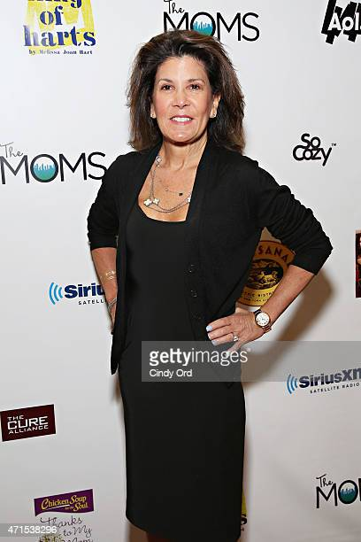 Television exectutive Shelley Ross attends the Mother's Day Mamarazzi breakfast and panel discussion at Artisanal Fromagerie Bistro on April 29, 2015...