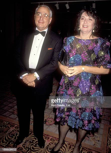 Television executive and producer Fred Silverman and wife Cathy Kihn attend the National Conference of Christian and Jews Honors Howard Stringer on...