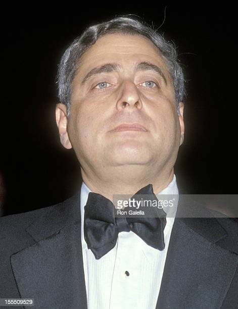 Television executive and producer Fred Silverman attends The Friars Club Honors Johnny Carson Man of the Year on May 6 1979 at The WaldorfAstoria...