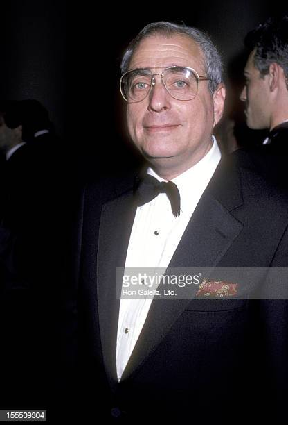 Television executive and producer Fred Silverman attends the Jewish National Fund Annual Tree of Life Awards on December 11 1986 at Sheraton Premiere...