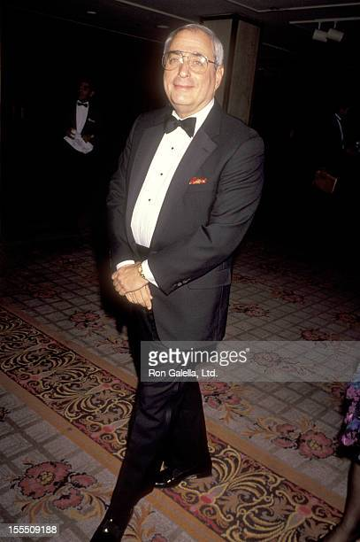 Television executive and producer Fred Silverman attends the National Conference of Christian and Jews Honors Howard Stringer on October 28 1991 at...