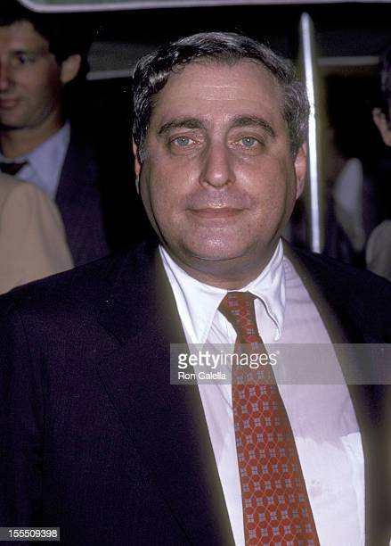 Television executive and producer Fred Silverman attends the Screening of NBC's New Daytime Drama Texas on July 29 1980 at RCA Promenade Rockefeller...