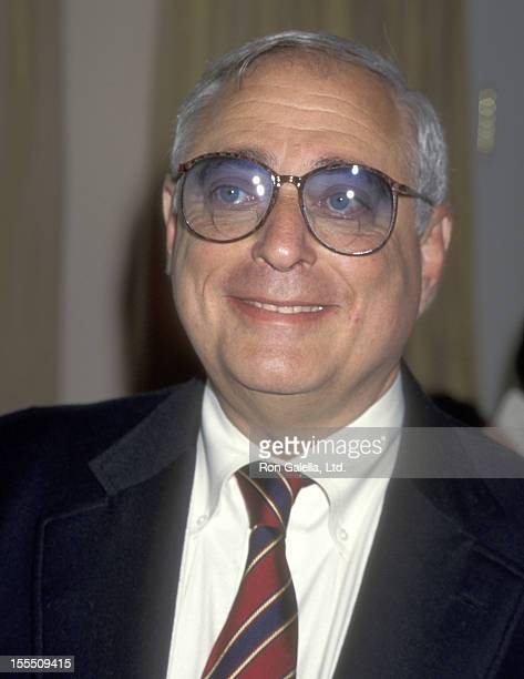 Television executive and producer Fred Silverman attends the Women in Film Second Annual Lucy Awards on September 9 1995 at Beverly Hills Hotel in...