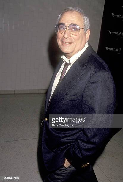 Television executive and producer Fred Silverman on January 2 1994 arrives at the Los Angeles International Airport in Los Angeles California