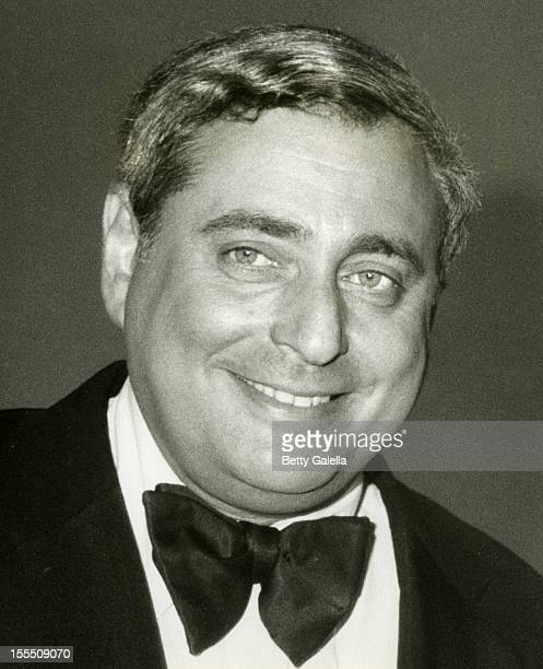 Television Executive Fred Silverman attends the taping of Bob Hope's 30th Anniversary Party on January 11 1981 at NBC Studios in Burbank California