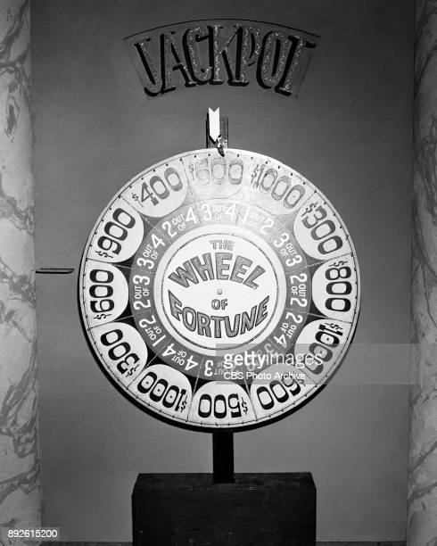 CBS television game show Wheel of Fortune Host Todd Russell New York NY October 17 1952