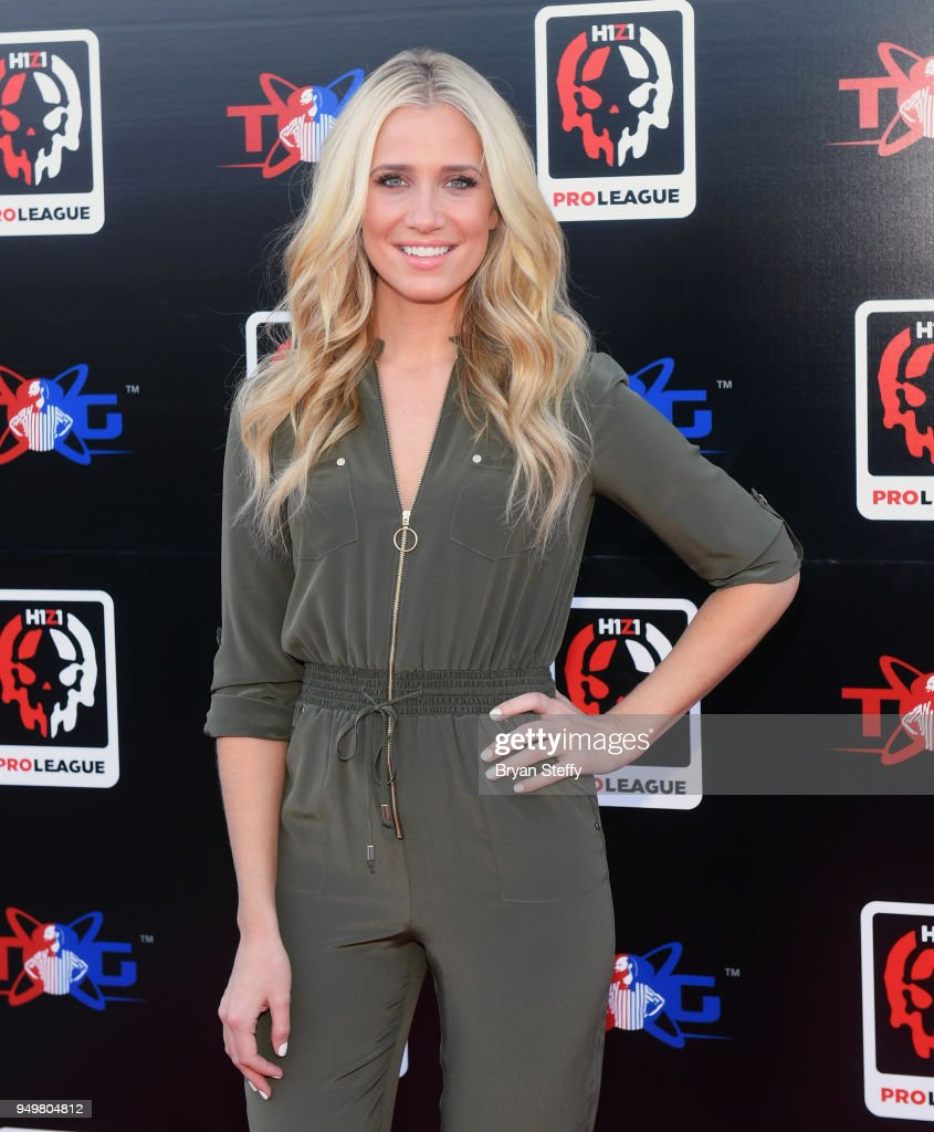Michelle Rodriguez And Kristine Leahy Host Opening Weekend Of The Twin Galaxies H1Z1 Pro League