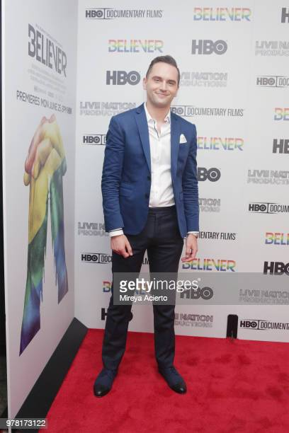 Television host Baker Machado attends the Believer New York Premiere at Metrograph on June 18 2018 in New York City