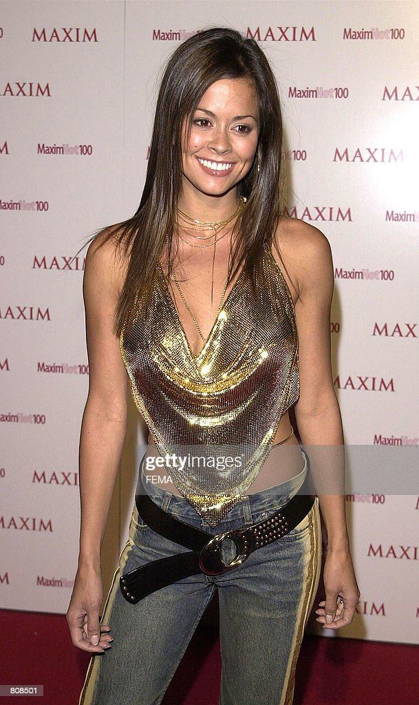 Maxim Magazines\'\' Hot 100 Party Pictures | Getty Images