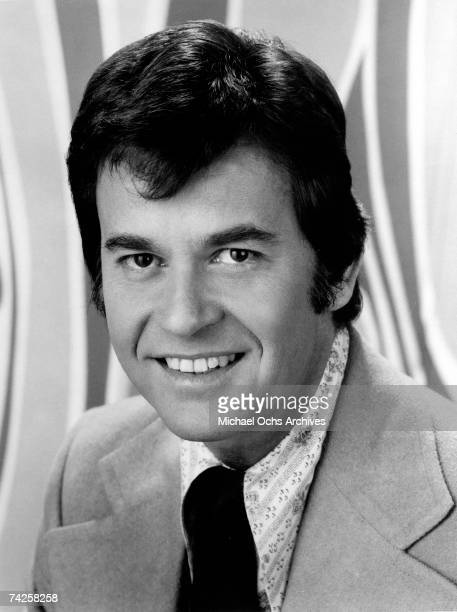 Television host Dick Clark poses for a portrait in circa 1968.