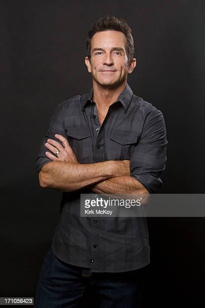Television host Jeff Probst is photographed for Los Angeles Times on April 30 2013 in Los Angeles California PUBLISHED IMAGE CREDIT MUST BE Kirk...
