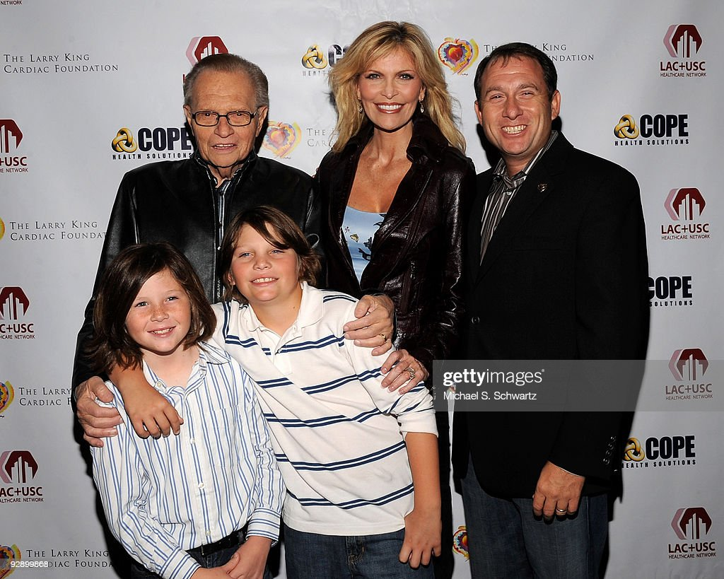 Larry King Cardiac Foundation and COPE Health Solutions' Comedy Fundraiser