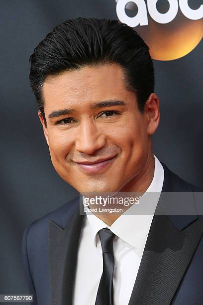 Television host Mario Lopez arrives at the 68th Annual Primetime Emmy Awards at the Microsoft Theater on September 18 2016 in Los Angeles California