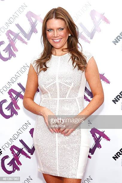 Television Host of Street Smart Bloomberg Trish Regan attends NRF Foundation Gala on January 11 2015 in New York City