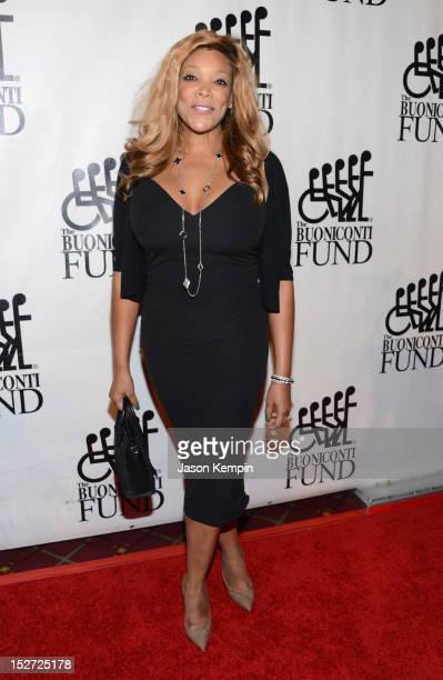 Television host Wendy Williams attends the 27th Annual Great Sports Legends Dinner to benefit the Buoniconti Fund to Cure Paralysis at The...