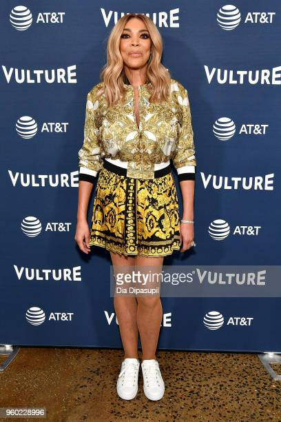 Television host Wendy Williams attends the Vulture Festival Presented By ATT Milk Studios Day 1 at Milk Studios on May 19 2018 in New York City