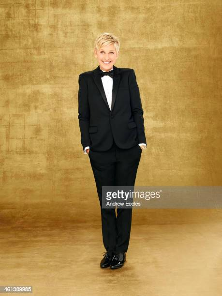 THE OSCARS Television icon Ellen DeGeneres returns to host the Oscars for a second time The Academy Awards for outstanding film achievements of 2013...