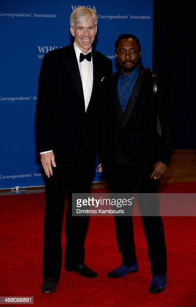 Television journalist David Gregory and william attend the 100th Annual White House Correspondents' Association Dinner at the Washington Hilton on...