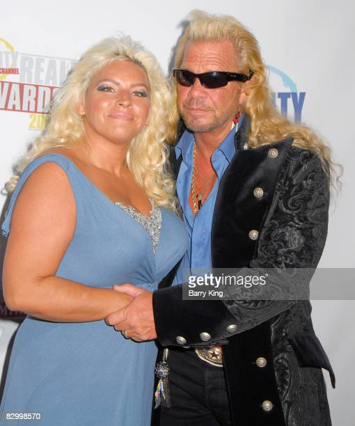 Television personalities Beth Chapman and Duane Chapman arrives at the Fox Reality Channel's Really Awards held at Avalon Hollywood on September 24...