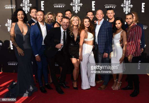 Television personalities Brandi J Andrews Billy Reilich Lawrence Carroll Ashlee Lian Chelsea Jeffers Brandon Winn Cory Zwierzynski Kim Senser...