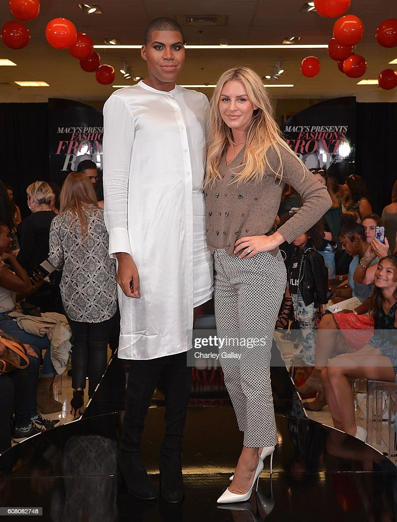 Macy's Presents Fashion's Front Row In Los Angeles : News Photo