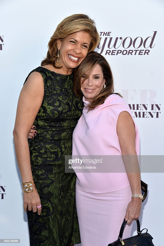 The Hollywood Reporter's Women In Entertainment Breakfast