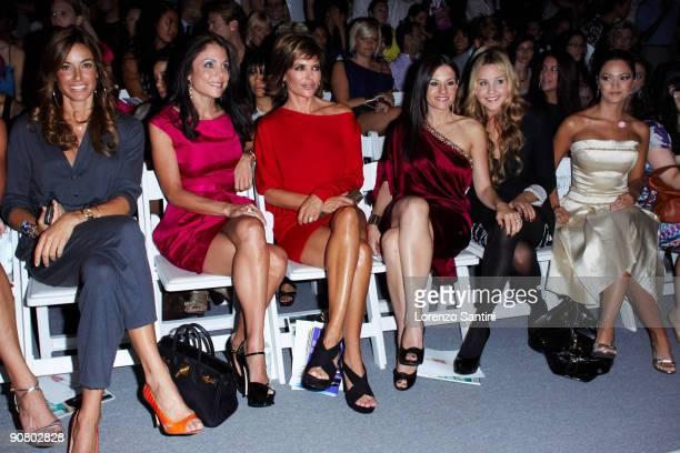 Television personalities Kelly Bensimon and Bethenny Frankel actress Lisa Rinna television personality Kara DioGuardi and actresses Amanda Bynes and...