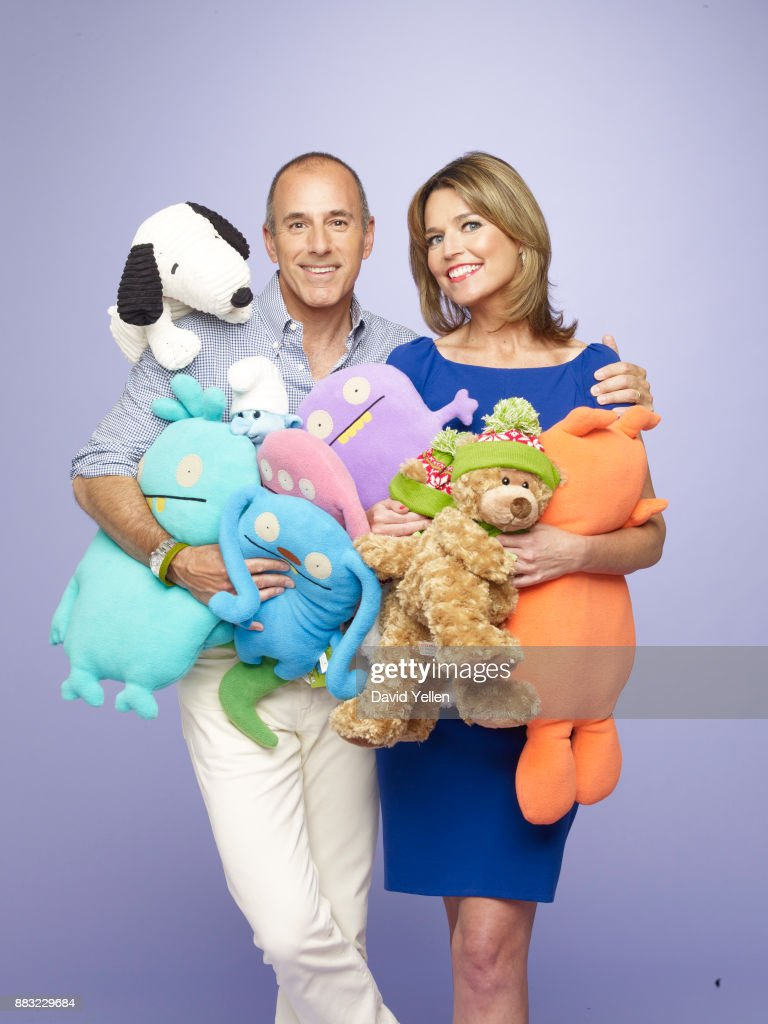 Matt Lauer and Savannah Guthrie, July 2010