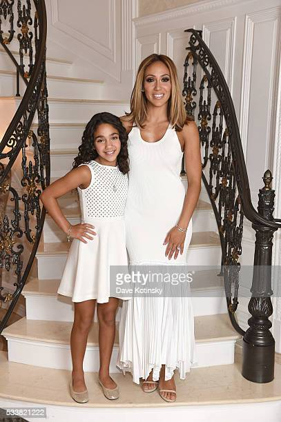 Television personalities Melissa Gorga and Joe Gorga celebrate their son Gino Gorga's First Communion on May 21 2016 in Montville New Jersey