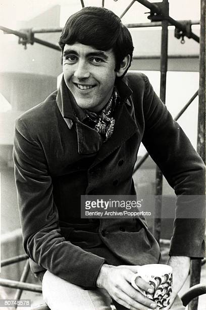 13th October 1969 British actor John Alderton the star of the television school comedy Please Sir where he plays the teacher Bernard Hedges