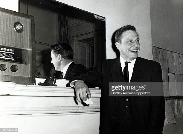4th March 1965 David Attenborough Natural History film maker with a great knowledge of the natural world pictured here when he had just been...