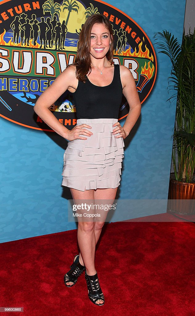 Television Personality Amanda Kimmel Attends The Survivor Heroes Vs Villains Finale Reunion Show