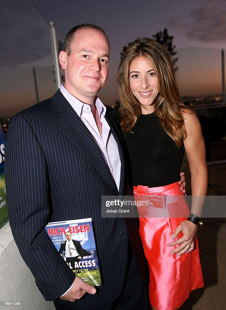 """Rich Eisen's """"Total Access"""" Book Release Party : News Photo"""