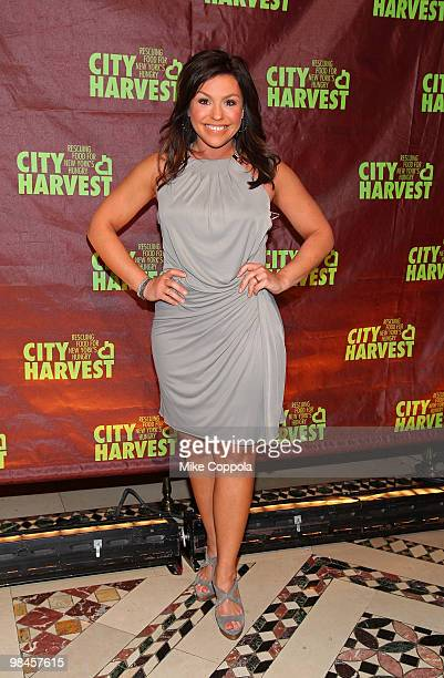 Television personality and celebrity chef Rachael Ray attends City Harvest's 16th Annual An Evening Of Practical Magic at Cipriani 42nd Street on...