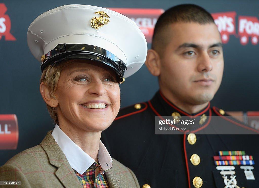 Ellen DeGeneres Launches The Duracell Power A Smile Program