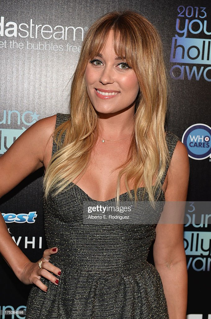 Television personality and fashion designer Lauren Conrad attends the CW Network's 2013 Young Hollywood Awards presented by Crest 3D White and SodaStream held at The Broad Stage on August 1, 2013 in Santa Monica, California.