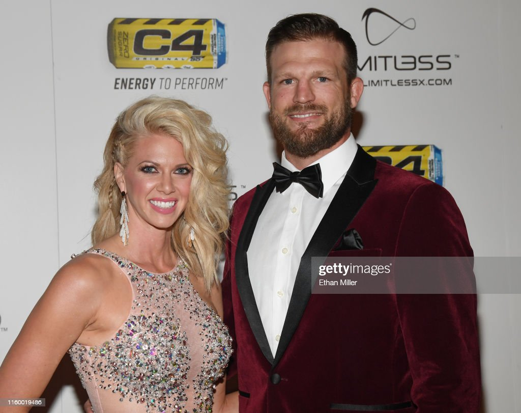 11th Annual Fighters Only World MMA Awards : News Photo