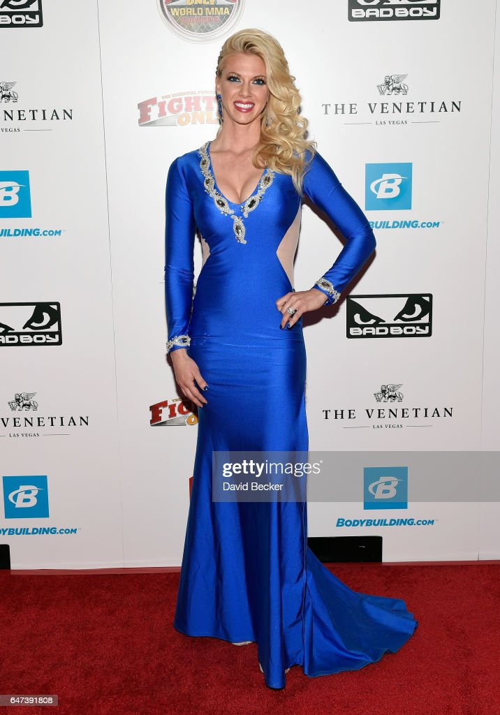 The 9th Annual Fighters Only World Mixed Martial Arts Awards at The Venetian Theatre Inside The Venetian Las Vegas : News Photo
