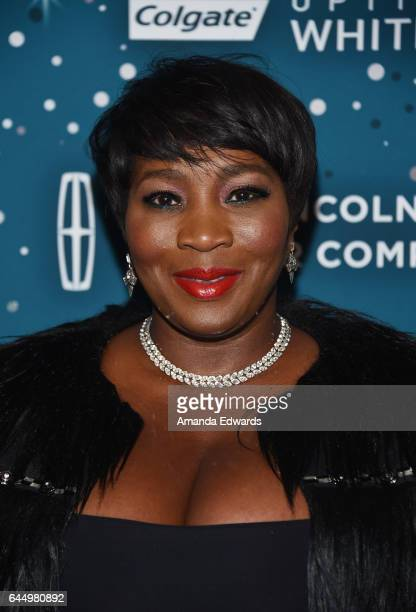 Television personality Bevy Smith arrives at the Essence 10th Annual Black Women in Hollywood Awards Gala at the Beverly Wilshire Four Seasons Hotel...