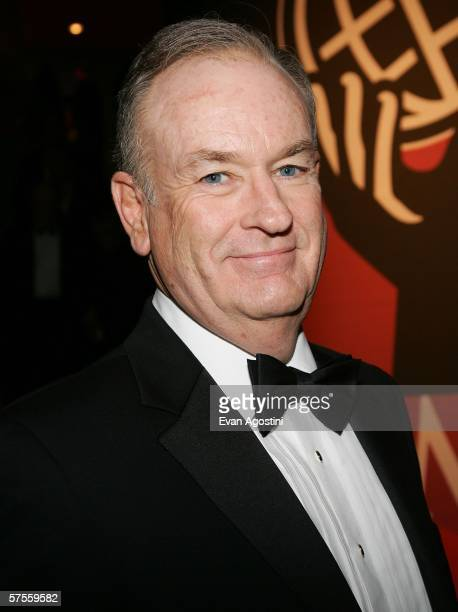 Television personality Bill O'Reilly attends Time Magazine's 100 Most Influential People celebration May 8 2006 in New York City