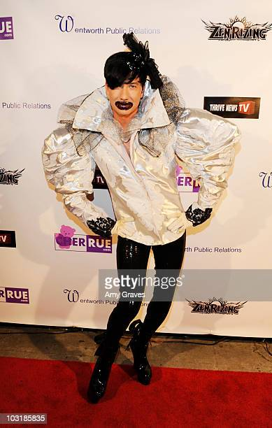 Television personality Bobby Trendy attends Cher Rue's Birthday Bash for Diabetes Awareness at Life on Wilshire on July 31, 2010 in Los Angeles,...