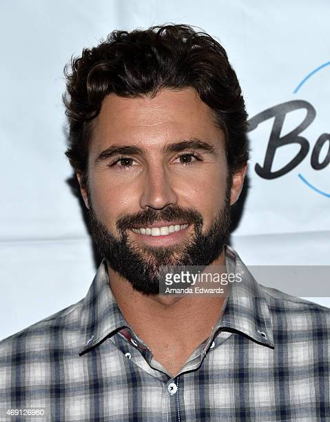 Television personality Brody Jenner arrives at the Bowlero Mar Vista celebrity grand opening at Bowlero on April 9 2015 in Mar Vista California