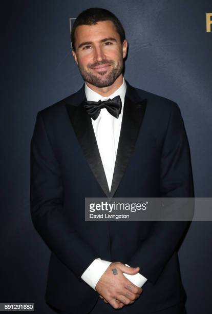 Television personality Brody Jenner attends FORAY Collective and The Black Tux Host Holiday Gala on December 12 2017 in Los Angeles California